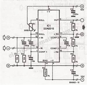 low noise microphone preamplifier circuit With simple microphone preamplifier circuit can use between your microphone