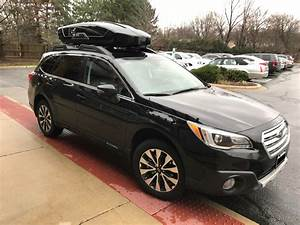 Rooftop Cargo Box - Page 27 - Subaru Outback