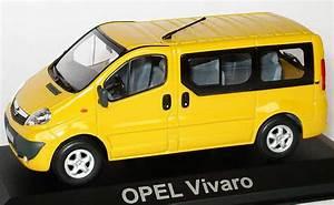 Opel Vivaro Combi : 1 43 vauxhall vivaro estate van facelift corn yellow dealer edition ebay ~ Medecine-chirurgie-esthetiques.com Avis de Voitures