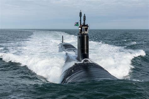 USS Washington (SSN-787)   Modern weapons