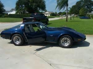 79 Corvette Specifications