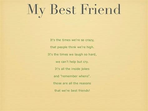 emotional letter to best friend a letter to a best friend emotional saying no can 51042