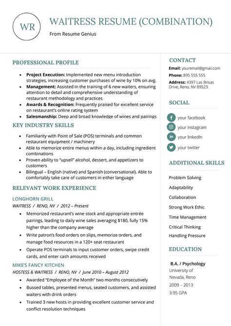 Resume What Is by Resume Format Mega Guide How To Choose The Best Type For