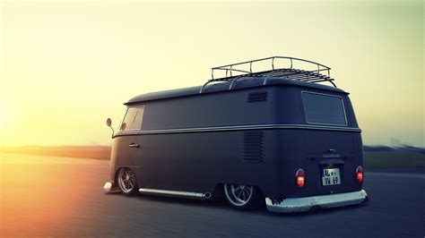 volkswagen microbus hd wallpapers background images wallpaper abyss
