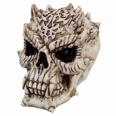 Skull Devil Medieval