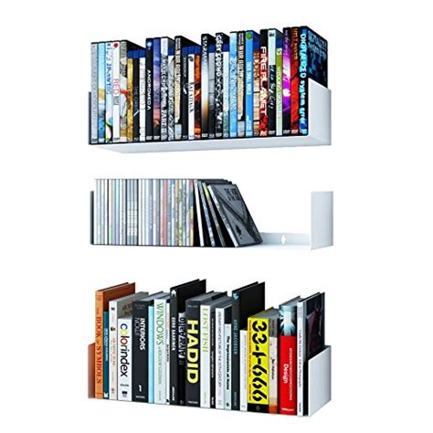 Wall Mountable Bookshelves wallniture bali u shape bookshelves wall mountable metal