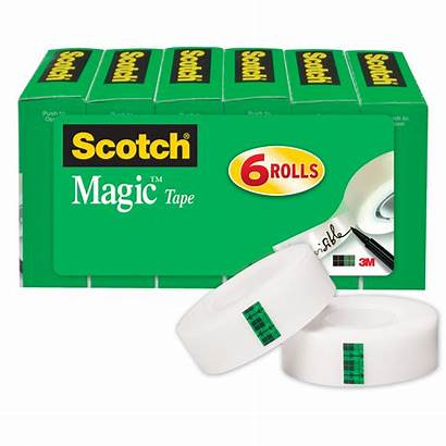 Scotch Tape Magic Walmart Refill Pack