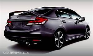2015 Honda Civic Si Sedan Manual With Summer Tires Review