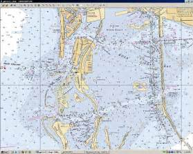 Tampa Bay Florida Nautical Chart