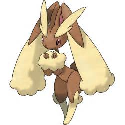 Lopunny Pokémon