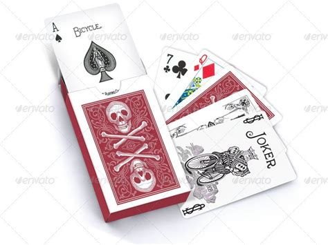 playing card designs  premium templates
