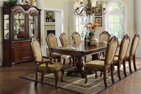 formal dining room tables formal dining room sets for 10 marceladick com