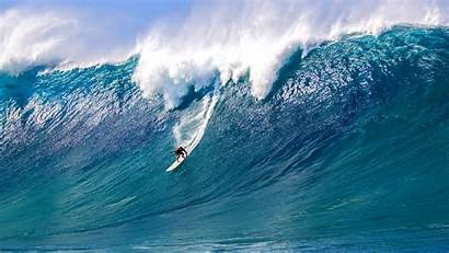 Jaws Wave Massive Surfing Surf Maui Challenge