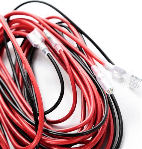 rugged ridge 15210 74 light wiring harness kit quadratec