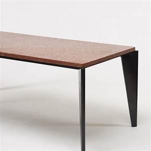 Table Jean Prouvé : 135 jean prouv flavigny dining table ~ Melissatoandfro.com Idées de Décoration