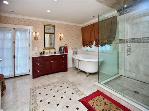 Decorating Ideas For Master Bathroom by Bloombety Great Master Bathroom Decorating Ideas Master