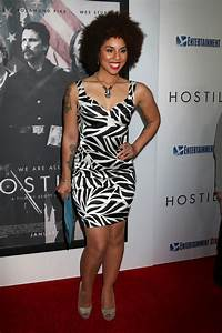Joy Villa At The Los Angeles Premiere Of Hostiles At