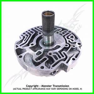 Gm Chevrolet Stator  Pump Cover  Cast   263   91