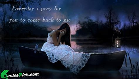 I Pray For You Everyday Quotes
