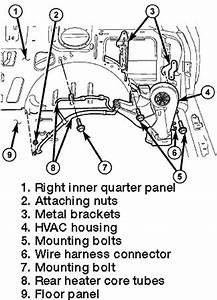 Dodge Caravan Radiator Hose Diagram