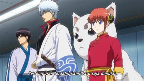 anime hanebado samehadaku gintama episode 328 subtitle indonesia samehadaku