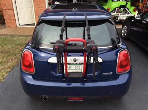 yakima king joe pro  rear mount  bike rack min