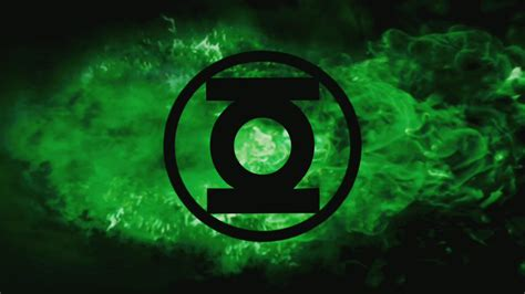 green lantern compare the voices