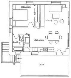 in apartment floor plans garage apartment plan