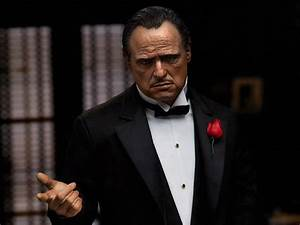 The Godfather Vito Corleone 1/4 Superb Scale Limited ...