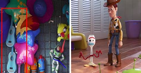 easter eggs   toy story  trailer