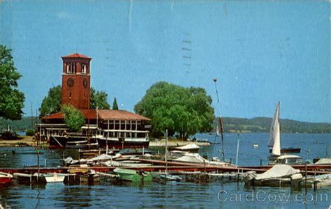Miller Bell Tower, Chautauqua Institution Chautauqua Lake, NY