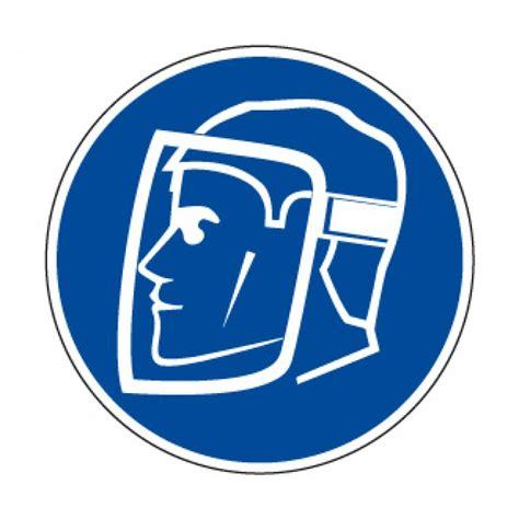 bureau plexi ob10 picto pvc protection du visage pictogramme