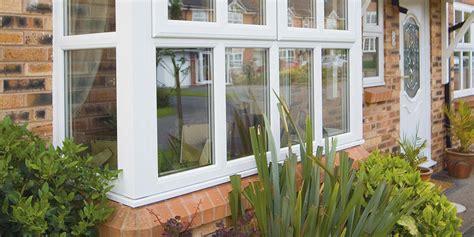 bay windows replacement upvc bay bow windows  star windows worcestershire