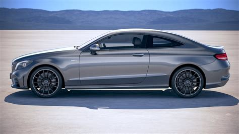 mercedes  class amg coupe