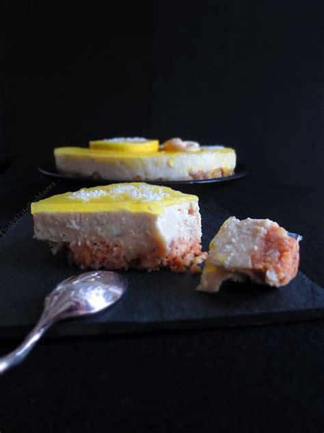 Espèce de cloison, de séparation membraneuse qui divise en quatre l intérieur d une noix. Cheesecake { vegan } citron & noix de coco (option sans ...