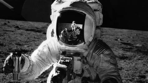 Astronaut Who Walked On The Moon 'it Was Science Fiction