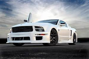 car, Muscle Cars, Ford Mustang, White Cars Wallpapers HD / Desktop and Mobile Backgrounds