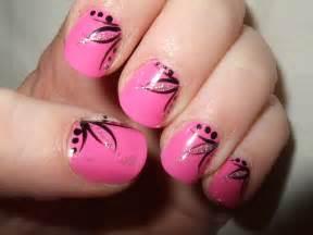 Oooooh pretty my first ever nail art design