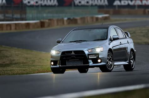 Evo X Edition by Mitsubishi Lancer Evo X Edition Not Coming To The Uk
