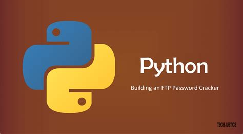Building An Ftp Password Cracker In Python