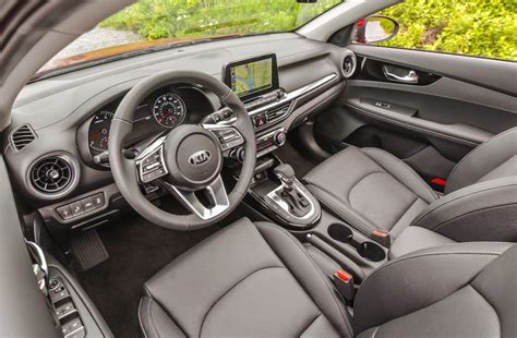 kia forte review boosted mpg technology