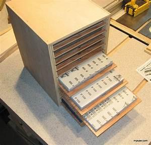 2008 - Sandpaper Box - MySaw