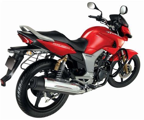 Hero Honda Bikes India 2012