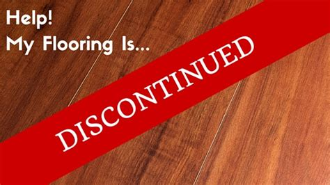 flooring   discontinued