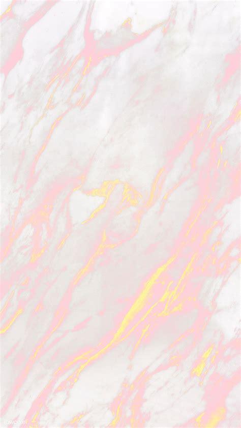 premium illustration of pink yellow marble