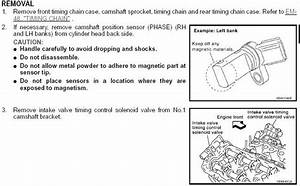 How Does It Work   Continuously Variable Valve Timing  Cvtcs  - My350z Com