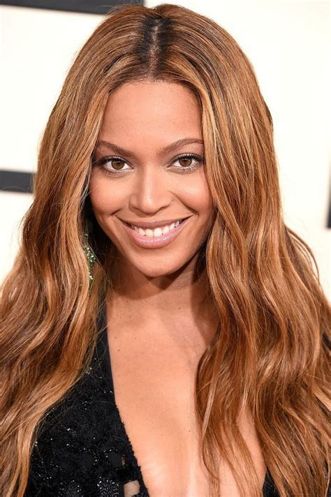 beyonce hair color how to get the quot ronze quot look