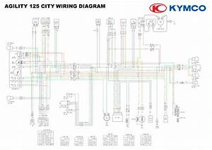 Kymco Scooter Cdi Wiring Diagramt