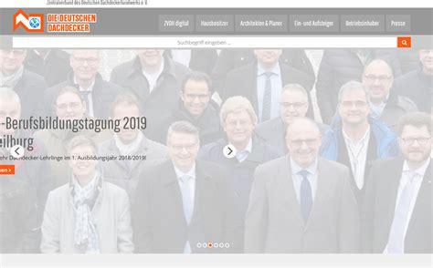 Zentralverband Des Deutschen Dachdeckerhandwerks by Materialpr 252 Fanstalten F 252 R Das Bauwesen Flachdach
