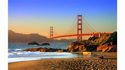 Francisco San Bridge Golden Gate 4k Wallpapers